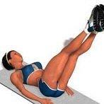 Okładka Ćwiczenia Cardio i  mięsnie brzucha