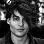 Okładka Johnny Depp