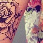 Okładka Tatuaże