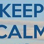 Okładka Keep Calm and... ;**