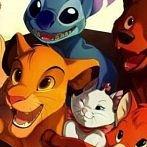 Okładka Disney - postaci i inne