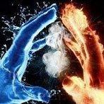 Okładka Woda i ogień