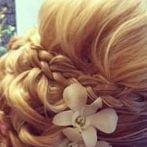 Okładka włosy / fryzurki