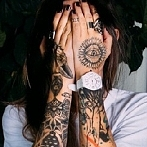 Okładka tattoos.? I love it
