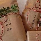 Okładka Pakowanie prezentów :)