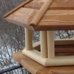 Okładka karmniki i domki dla ptaków