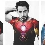 Okładka Marvel & DC