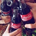 Okładka CocaCola
