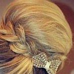 Okładka włosy / fryzury