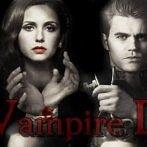 Okładka The Vampire Diaries