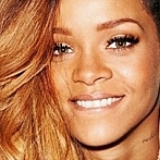 Okładka Rihanna.