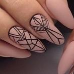 Okładka paznokcie