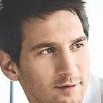 Okładka Leo Messi