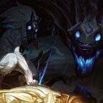 Okładka League Of Legends
