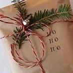 Okładka Pakowanie prezentów / Kartki