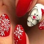 Okładka Zimowy manicure