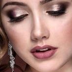 Okładka makijaż