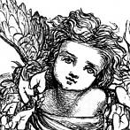 Okładka Decoupage transferowe - Anioły