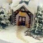 Okładka Dekoracje świąteczne Boże Narodzenie i zima