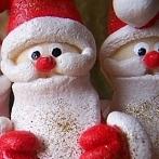 Okładka Moje prace - Mikołaje z masy solnej