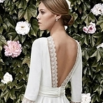 Okładka Najpiękniejsze suknie ślubne, inspiracje