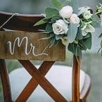 Okładka Dekoracje stołów weselnych, inspiracje.