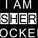 Okładka I am SHERLOCKED