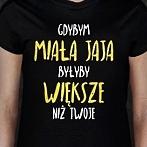 Okładka Damskie koszulki ze śmiesznym nadrukiem na prezent