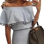 Okładka Sukienki odkryte ramiona