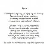 Okładka moje wiersze