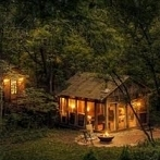 Okładka Woodland homes