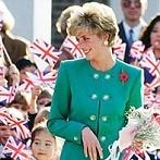 Okładka Lady Diana