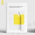 Okładka eBook o zarządzaniu projektami