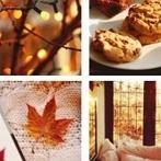 Okładka Halloween,  jesień