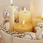 Okładka Świece, lampiony, świeczniki