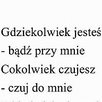 Okładka Words