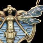 Okładka Secesja, Art Nouveau