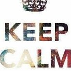 Okładka Keep Calm And..