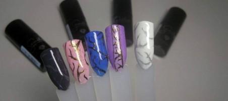 Okładka manicure/ paznokcie