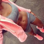 Fitnessska